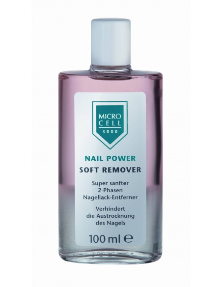 Nail Power Soft Remover - 100 ml