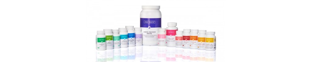 PRO YOUTH® & BEAUTY PLUS® - Supplements